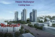 Omaxe 3 BHK Flats Mullanpur Fresh Booking Open Very Soon