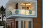 Budgeted villas for sale in Athani Thrissur