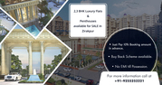 Luxury Apartments in Affordable price at Zirakpur‎ call @9255252221