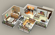 2 BHK Luxurious Apartment in Dombivali East at Low Price