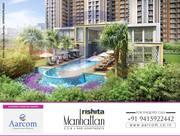 Rishita Manhattan 2, 3, 4 BHK Flats in Gomti Nagar Ext,  Lucknow: Aarcom